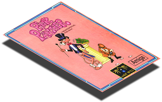 Magic Bytes Pink Panther